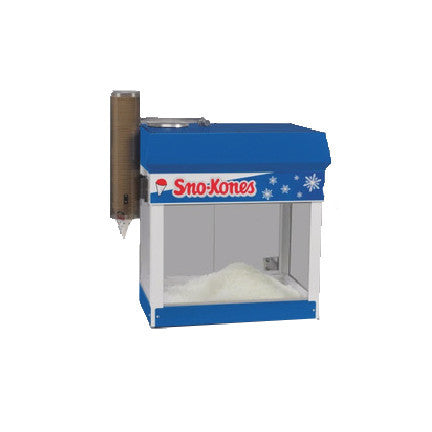 Sno Master Snow Cone Machine - 1333 - $995.00, Snow Cone Equipment, Cromers Pnuts, LLC - Cromers Pnuts, LLC