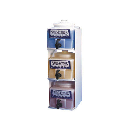 Syrvelle Dispenser 1028 - $44.95, Snow Cone Equipment, Cromers Pnuts, LLC - Cromers Pnuts, LLC