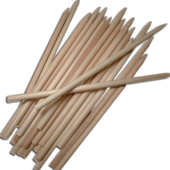 Wooden Sticks 5 1/2, Candy Apple Supplies, Cromers Pnuts, LLC - Cromers Pnuts, LLC
