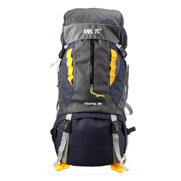 wholesale waterproof travel hiking backpack camping mountaineering bag