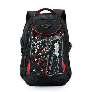 Super light large capacity schoolbag for primary school students