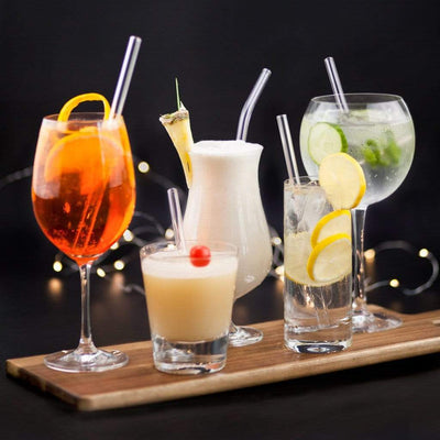 Fun Quotes on glass straws best cocktail straws buy online birthday gift for wife