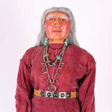 Load image into Gallery viewer, Native American Indian Doll by Mohawk Artist, Cathy Crandall ACC102