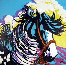 Load image into Gallery viewer, Original Horse Painting by Dan Howard