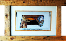 Load image into Gallery viewer, Western Art Framed Print by Spencer Kimball