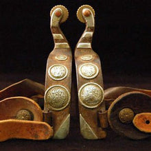 Load image into Gallery viewer, Vintage Pair of Spurs