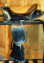 Load image into Gallery viewer, Vintage Childs Pony Saddle