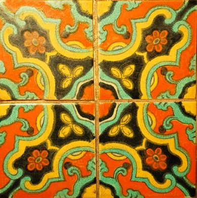 California Tile Table F123