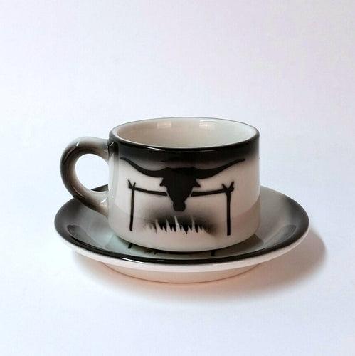 Jackson China Cup and Saucer Vintage Restaurant Ware