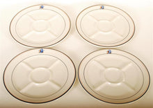 Load image into Gallery viewer, Shenango Restaurant Ware China Divided Plates 4 pc Set HD219
