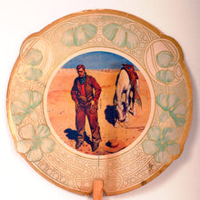 Load image into Gallery viewer, Vintage Ephemera Paper Hand Fan Promo Piece