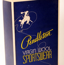 Load image into Gallery viewer, Vintage Pendleton Box
