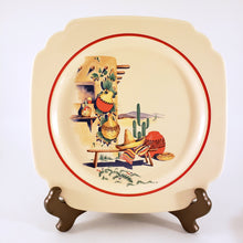 Load image into Gallery viewer, Homer Laughlin Hacienda Riviera Set of 4 Luncheon Plates