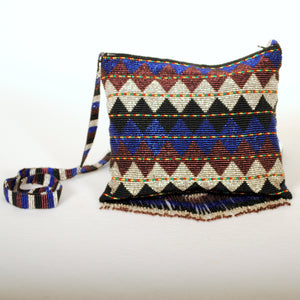 Native American Indian Beaded Bag N105