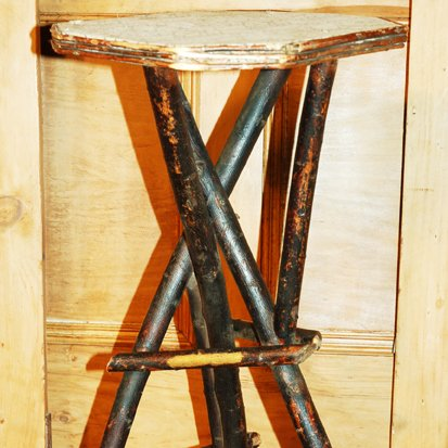 Rustic Vintage Twig Table R112