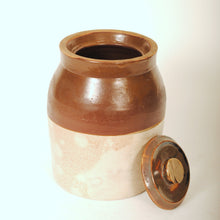 Load image into Gallery viewer, Vintage Crockery Jar R120