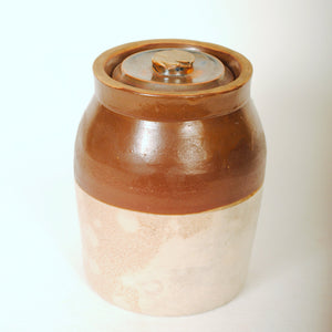 Vintage Crockery Jar R120