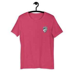 Men's Short Sleeve (Front & Back Logo)
