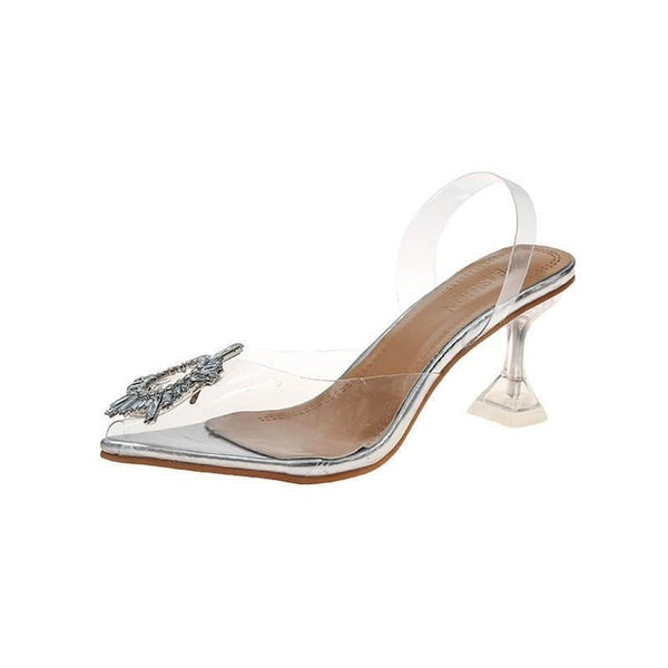 Luxury Women Pumps 2019 Transparent