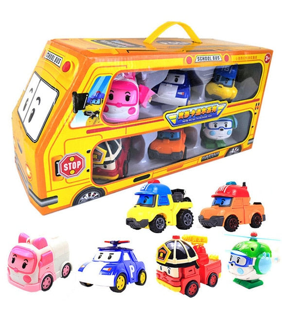Original Box Robocar