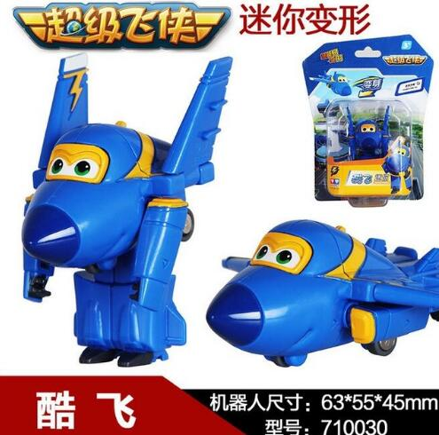 Super Wings Mini Planes Robot