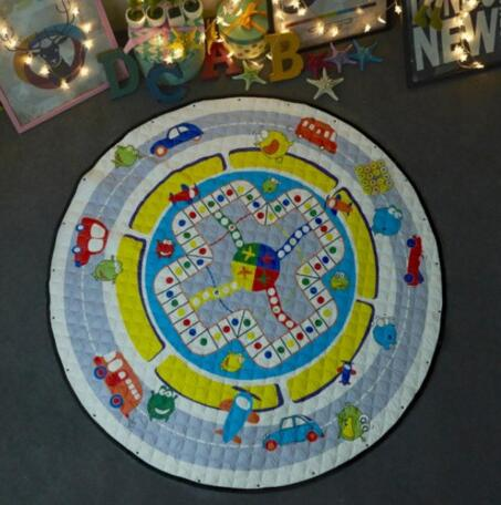 Baby Play Blanket Pad Game