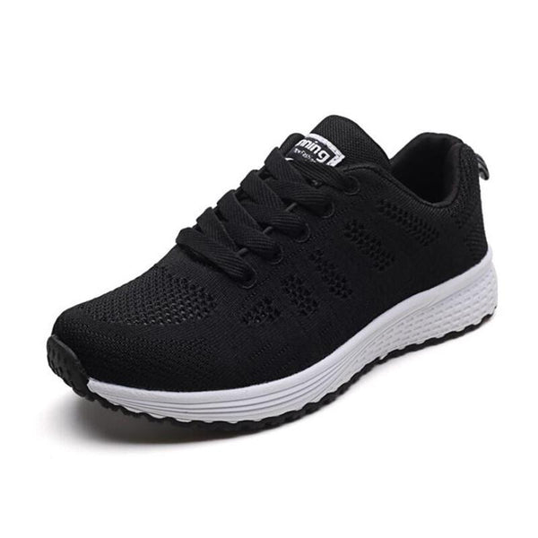 Casual Fashion Breathable Walking Mesh Sneakers