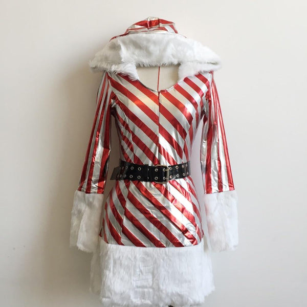 Sexy Christmas Costumes Santa Claus Dress
