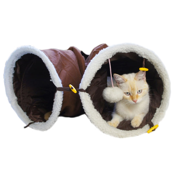 Pet Cat Long Tunnel Toy