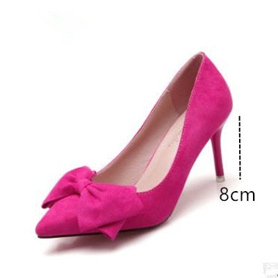 Women formal Shoes Pointed Toe