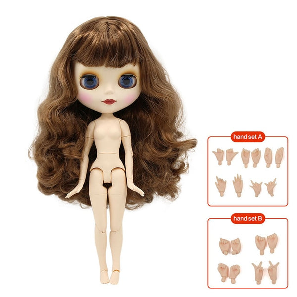 Factory Doll Normal Body and joint Body