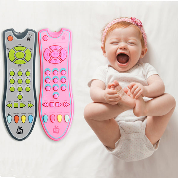 Baby Smart Mobile Remote Key Educational