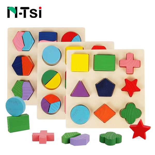 Educational Puzzle Game For Baby