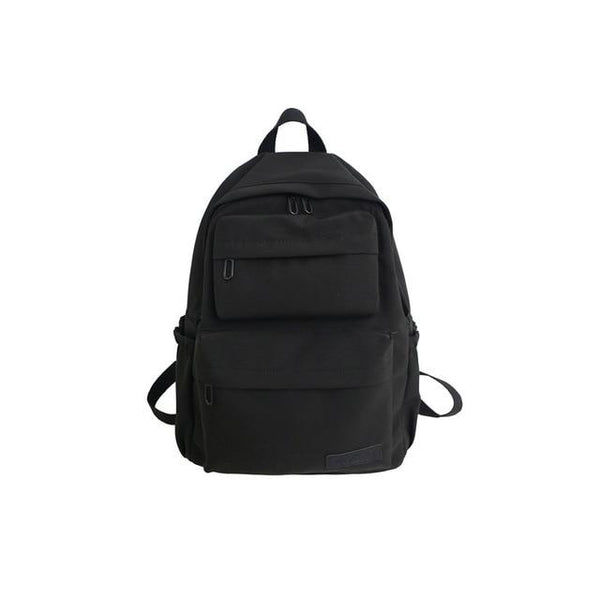 Multi Pocket Travel Waterproof Nylon Backpack