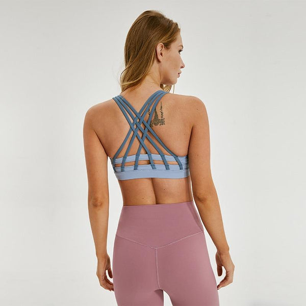 Yoga Tops Active wear Sports Bras