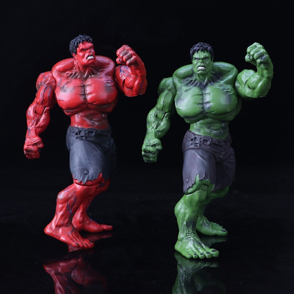 Toy Cartoon Hulk Display Model