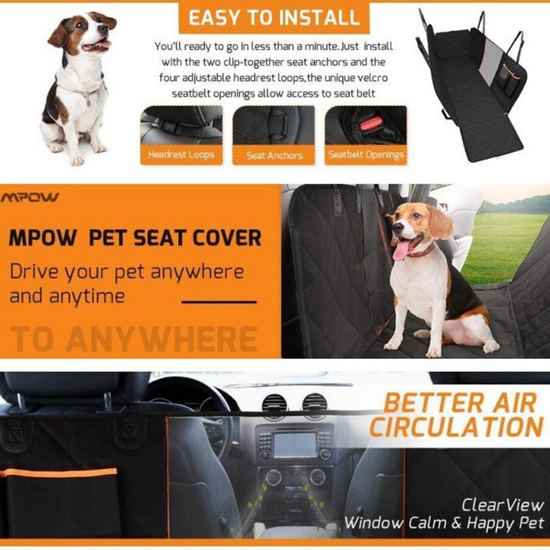 PetGear by Happy Pet Front Seat Cover