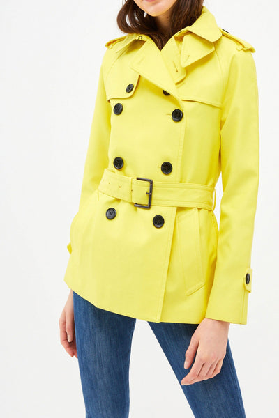 TRENCH AMARILLO