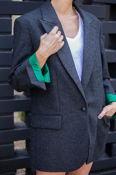 BLAZER VOW STRIPES