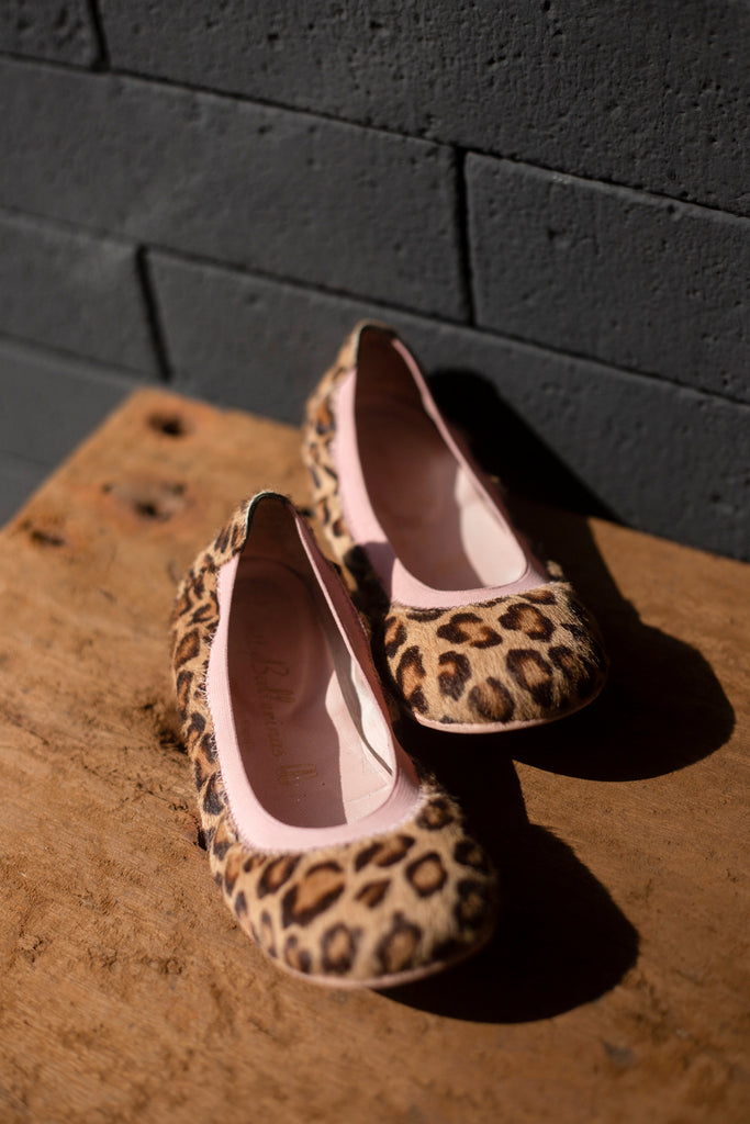 BALLERINAS ANIMAL PRINT