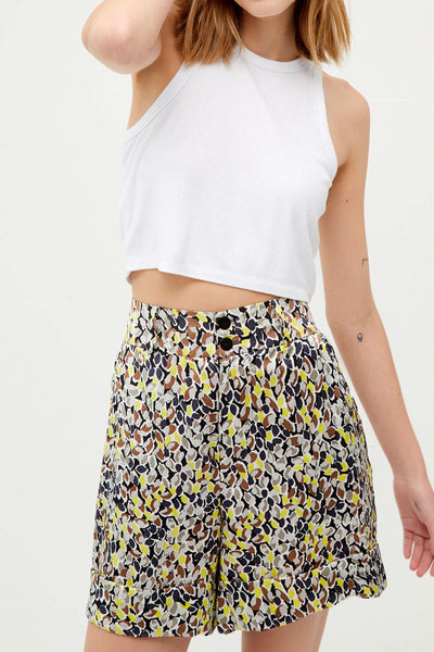 SHORT COLORES AMARILLO