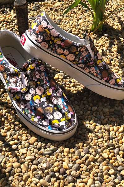 ZAPATILLAS SLIP-ON PEANUTS