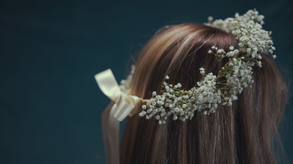 Wreath :: Baby's Breath
