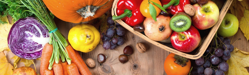 5 Fall Fruits and Veggies to Incorporate Into Your Recipes