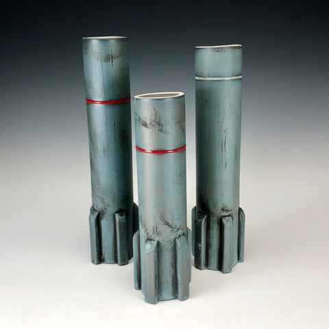 Set of 3 Bud Vases 03