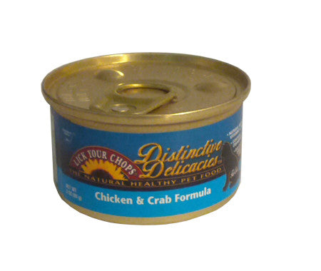 Distinctive Delicacies Chicken & Crab