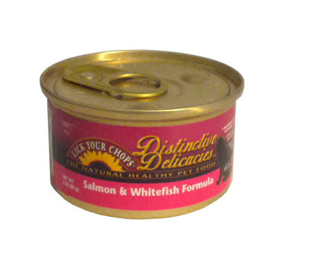 Distinctive Delicacies Salmon & Whitefish