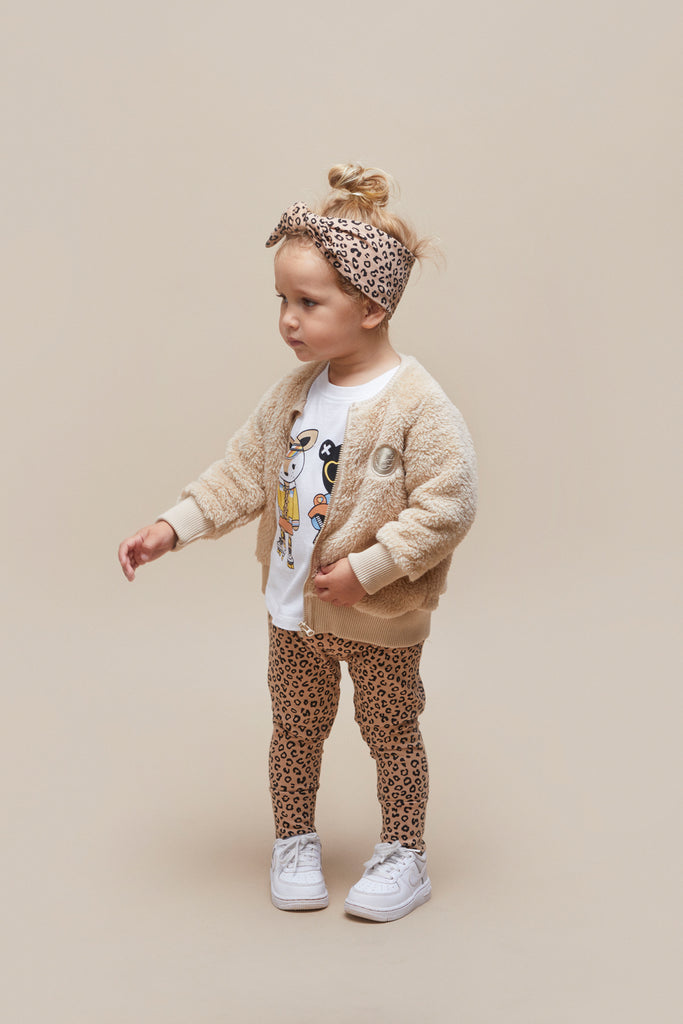 Hux Baby Leopard Leggings
