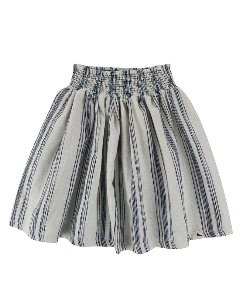 Turtledove Sea Stripe Skirt