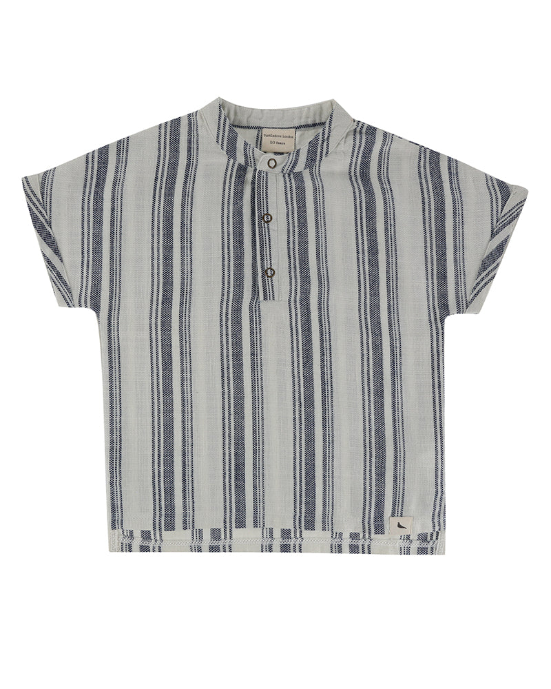 Turtledove Sea Stripe Shirt
